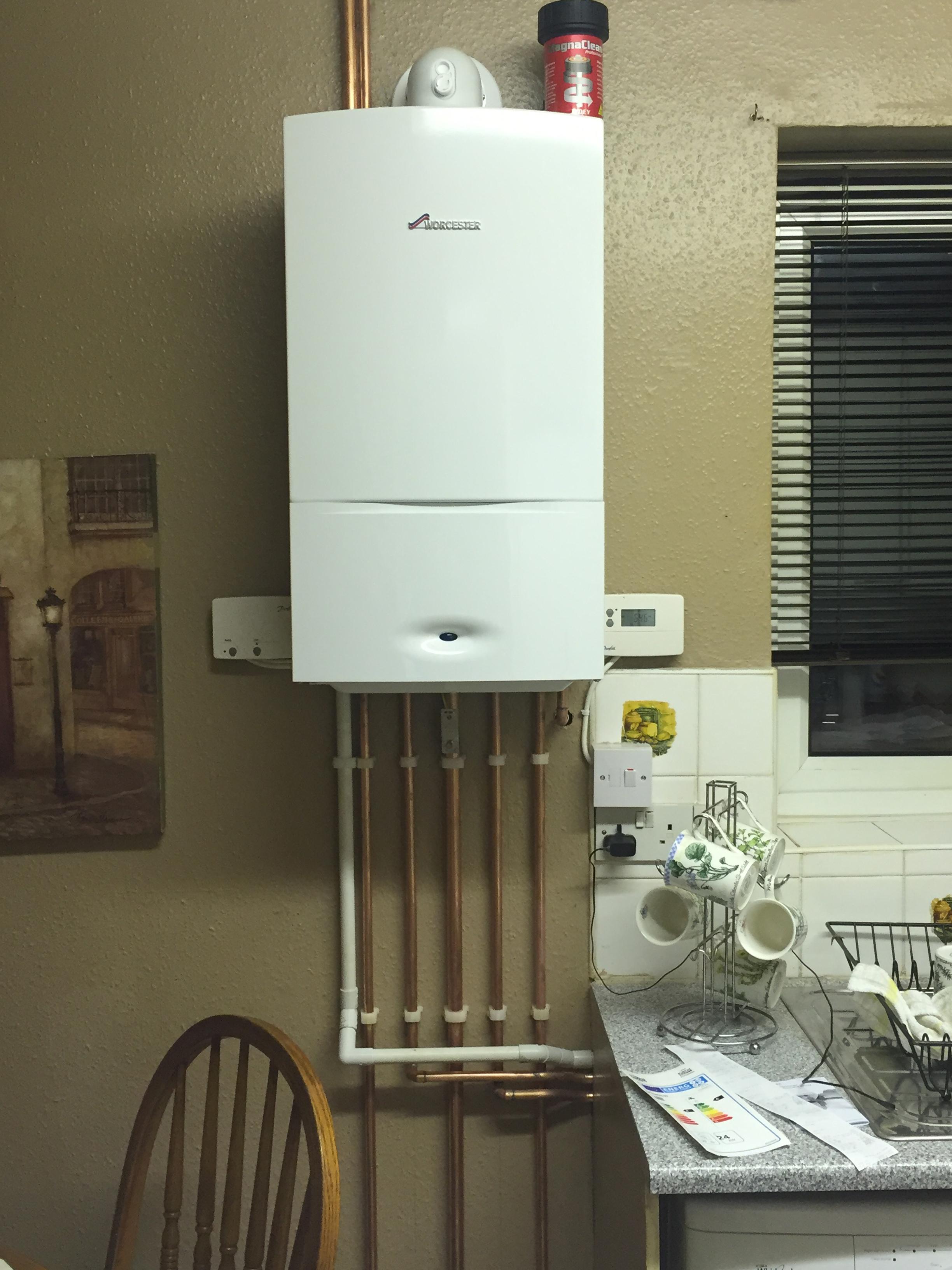 Boiler Installation: Combi Boiler Installation