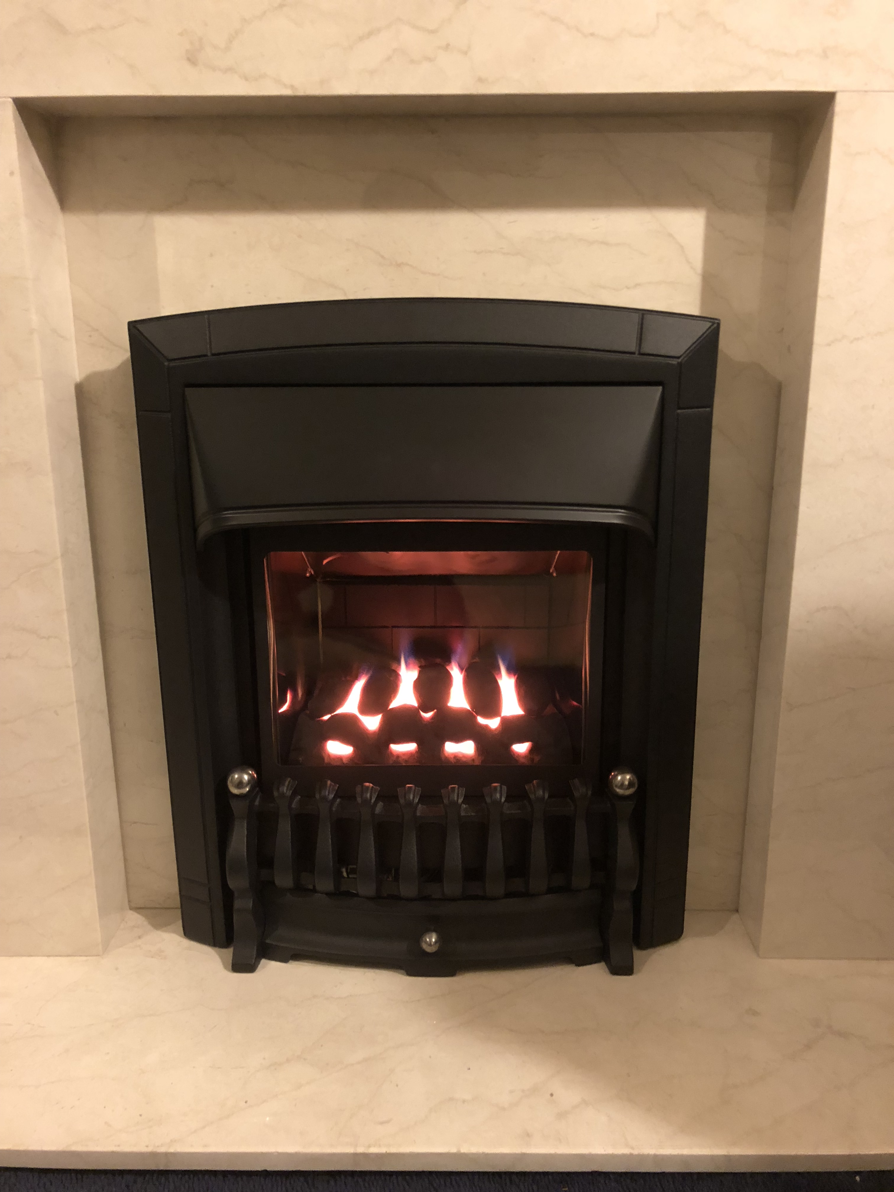 Gas Fire Installation In Chester Cheshire Northgate Heating